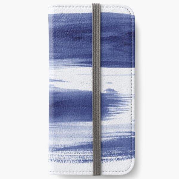 Ink Blue iPhone Wallet