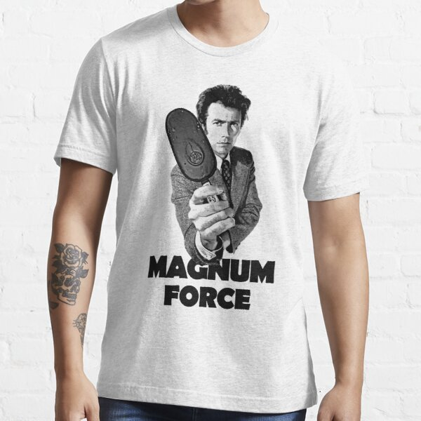 Dirty Harry Magnum Force Essential T-Shirt