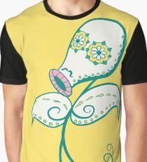 Bellsprout Pokemuerto   Pokemon & Day of The Dead Mashup Graphic T-Shirt