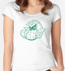 Victreebell Pokemuerto | Pokemon & Day of The Dead Mashup Women's Fitted Scoop T-Shirt