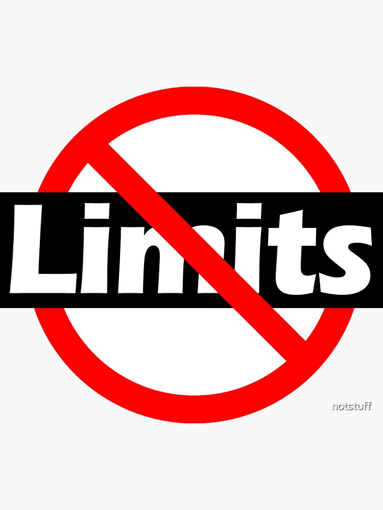 No Limits - Never Ending by notstuff