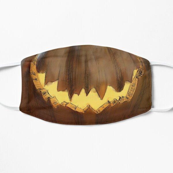 Jack-o-Lantern Mouth Flat Mask