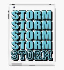 Surrey Sturm iPad-Hülle & Klebefolie