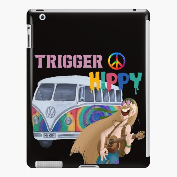 HIPPY STYLE iPad Snap Case