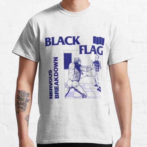 BLACK FLAG Nervous Breakdown Classic T-Shirt