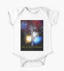 Fourth of July in D. C. One Piece - Short Sleeve