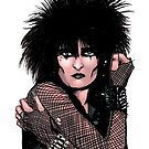 Siouxsie Sioux 2 by jomiha