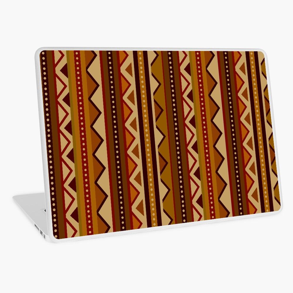 African border Laptop Skin