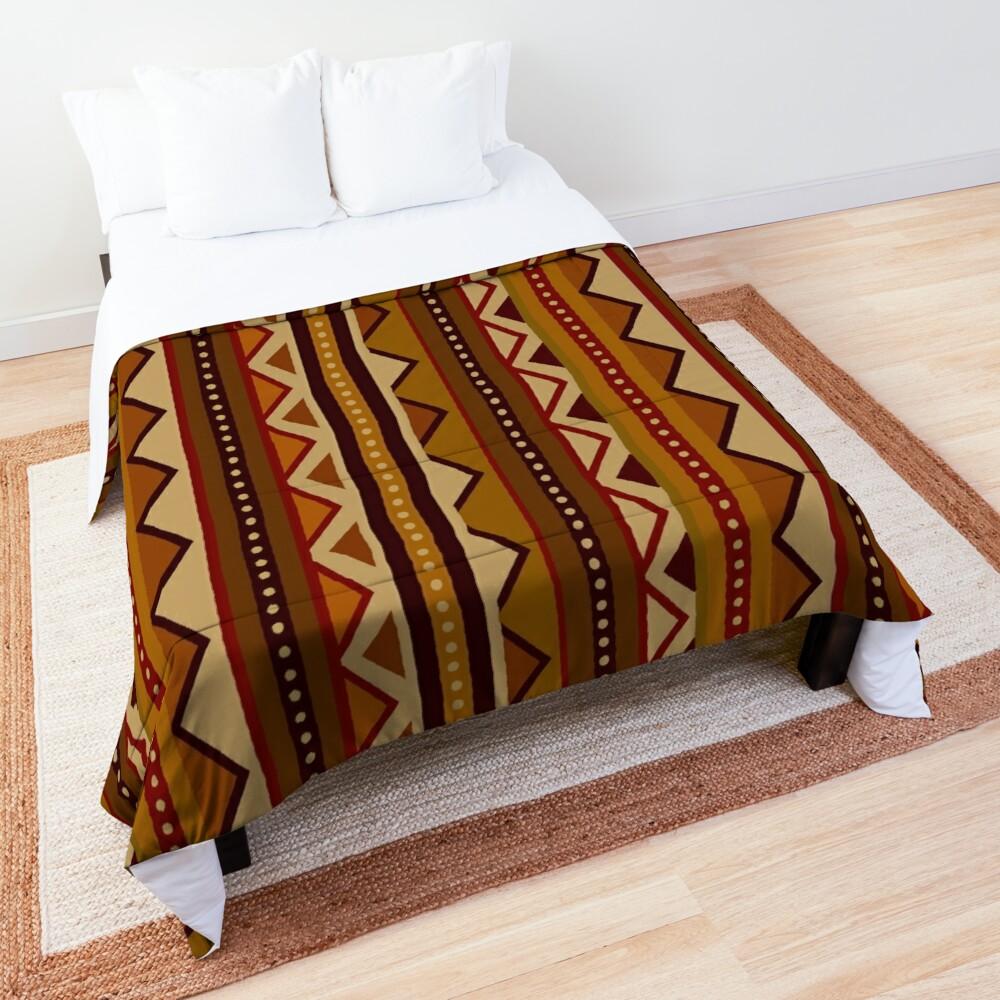 African border Comforter