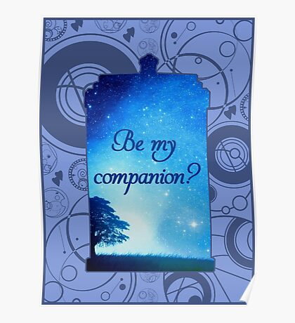 Be My Companion? Poster