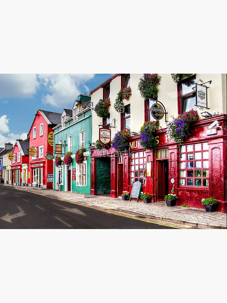 Dingle Town by stuartk