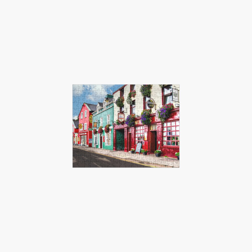 Dingle Town Jigsaw Puzzle