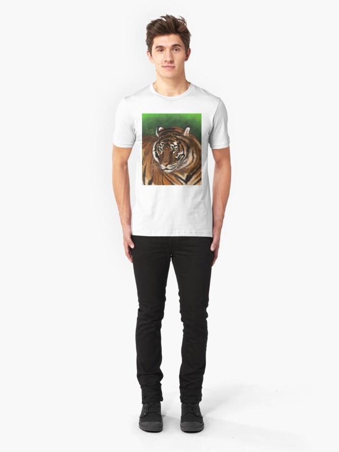 Alternate view of Tiger Slim Fit T-Shirt