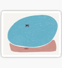 Jakku Landfall Sticker