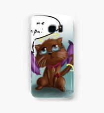 Longing Cat  Samsung Galaxy Case/Skin
