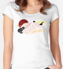 Asp Explorer Voyage Voyage Women's Fitted Scoop T-Shirt