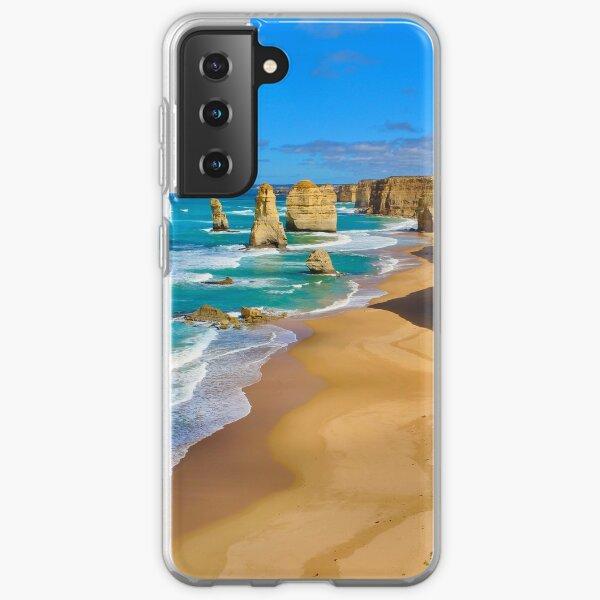 12 Apostles Great Ocean Road Victoria Samsung Galaxy Soft Case