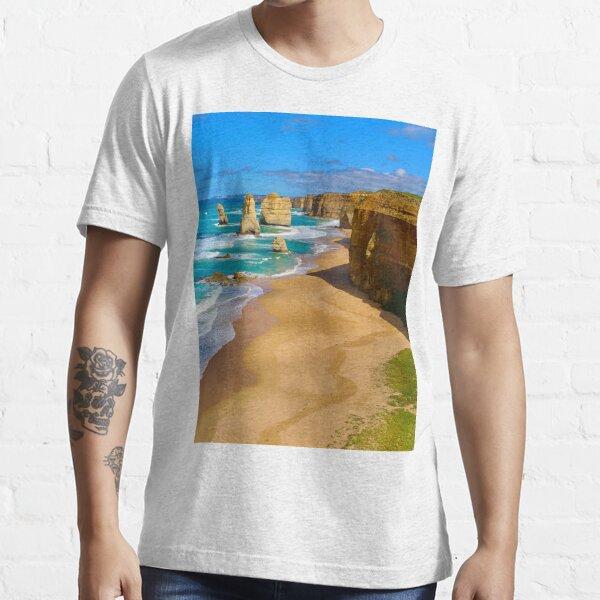 12 Apostles Great Ocean Road Victoria Essential T-Shirt