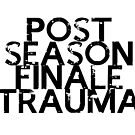Post season finale trauma by DAstora