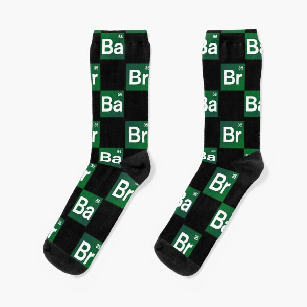 Breaking Bad elements Socks