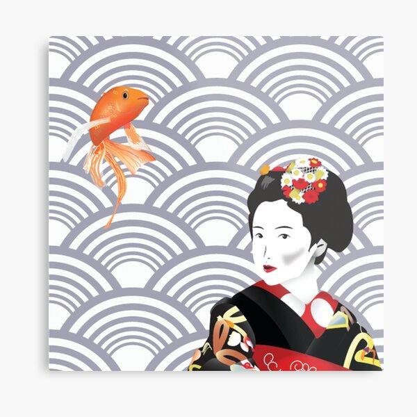 Japanese Dream (Single Image) Metal Print