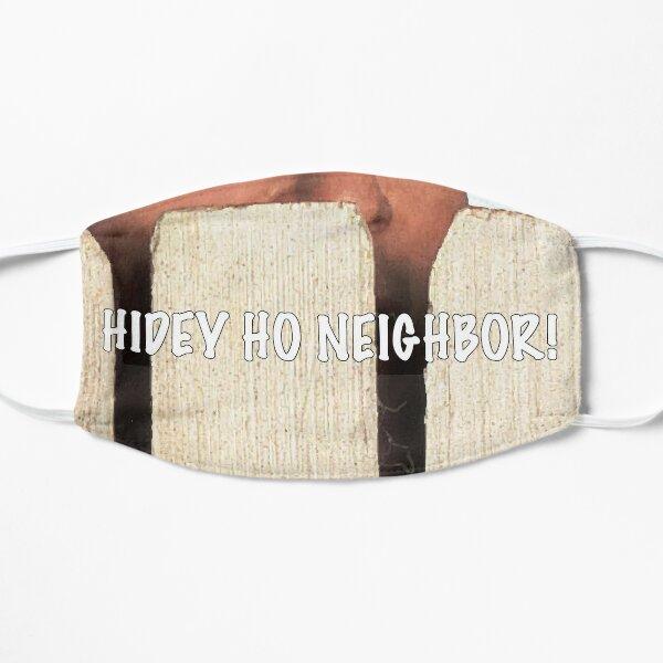 Wilson (Home Improvement) Mask, Hidey Ho! Flat Mask