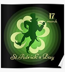 Saint Patricks Day Poster