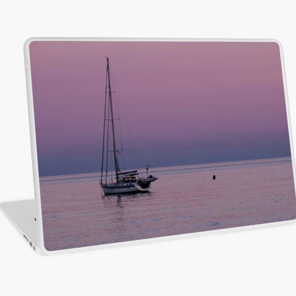 Purple Sunset Laptop Skin