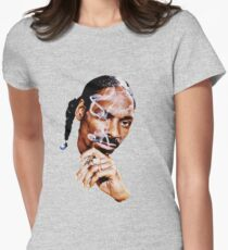 Snoop Dogg Women's Fitted T-Shirt