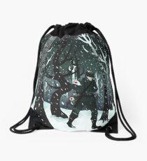 Bastogne Drawstring Bag