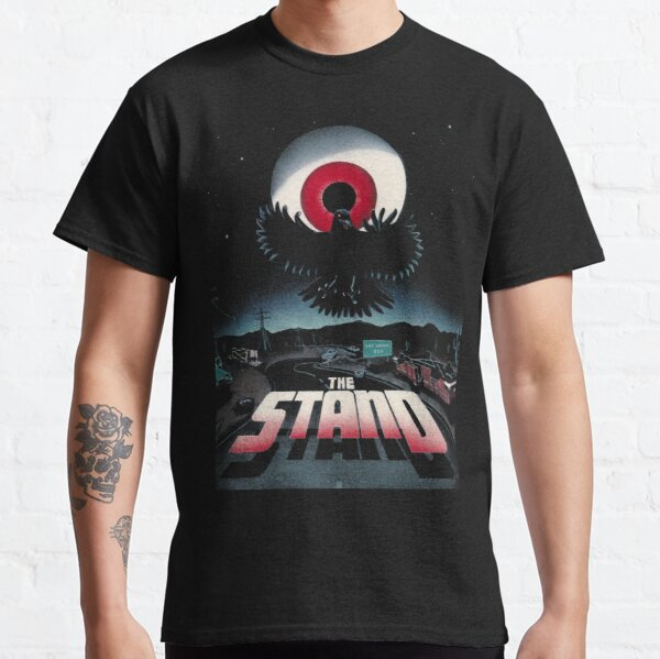 The Stand by Stephen King Original Artwork ver. 1 (Black Products Only) Classic T-Shirt