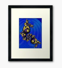 Gold Jewellery Gifts Framed Print