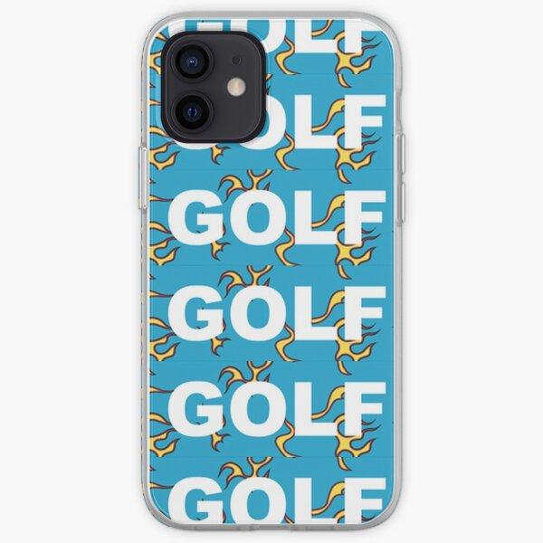 GOLF Flame Bogo iPhone Soft Case