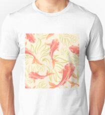 Carp Pattern T-Shirt