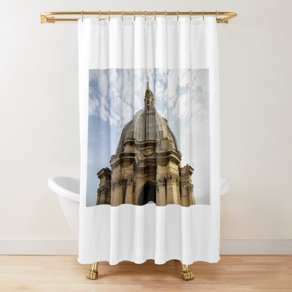 Top of St. Peter's  Shower Curtain