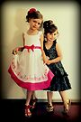 Portrait -  Sisters by Evita