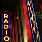 Radio City by Samantha Jones