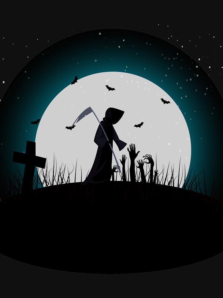 Dark Night Turns Into Evil by abhinavt777