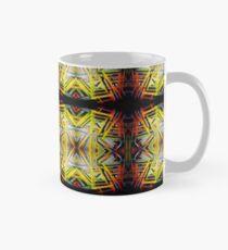 Hawaiian Warrior Graphic Classic Mug