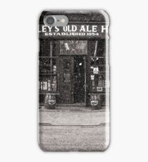 McSorley's Old Ale House iPhone Case/Skin