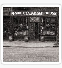 Pegatina McSorley's Old Ale House