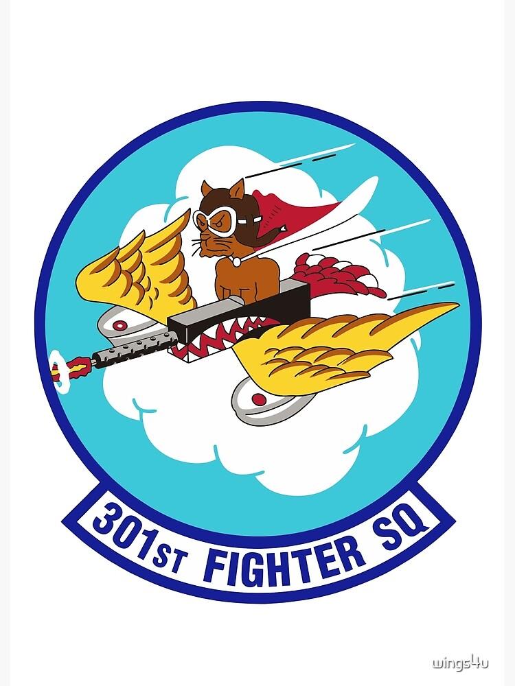 Model 39 - 301st Fighter by wings4u