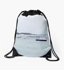 The Boats Drawstring Bag