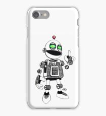 Clickety Clank iPhone Case/Skin