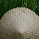 Rice Hat by Raquel Fletcher
