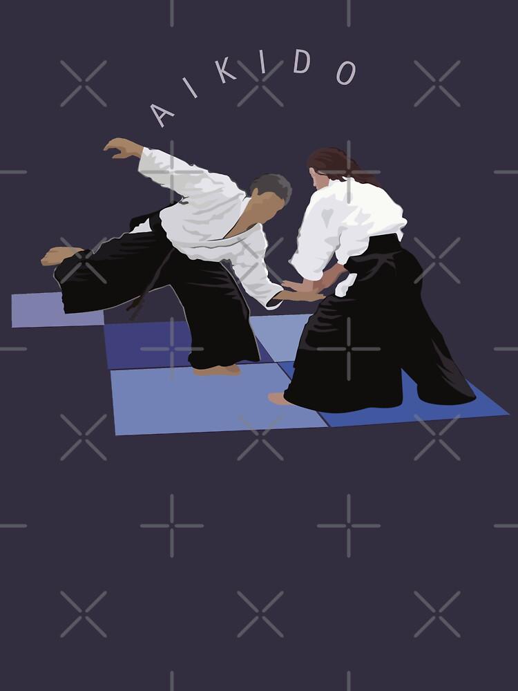 Aikido 4 by gandix