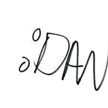 Dan's Signature Sticker by spnlockscreenz