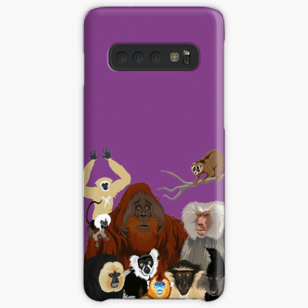 I Am Thankful For Primates Samsung Galaxy Snap Case