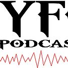 FYFC Podcasts Black Logo Swag by FYFCPodcasts