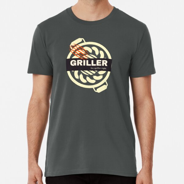 Halloween Griller Premium T-Shirt
